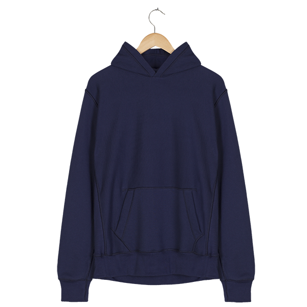 M-20 'Favourite Wash' Hood - danish blue