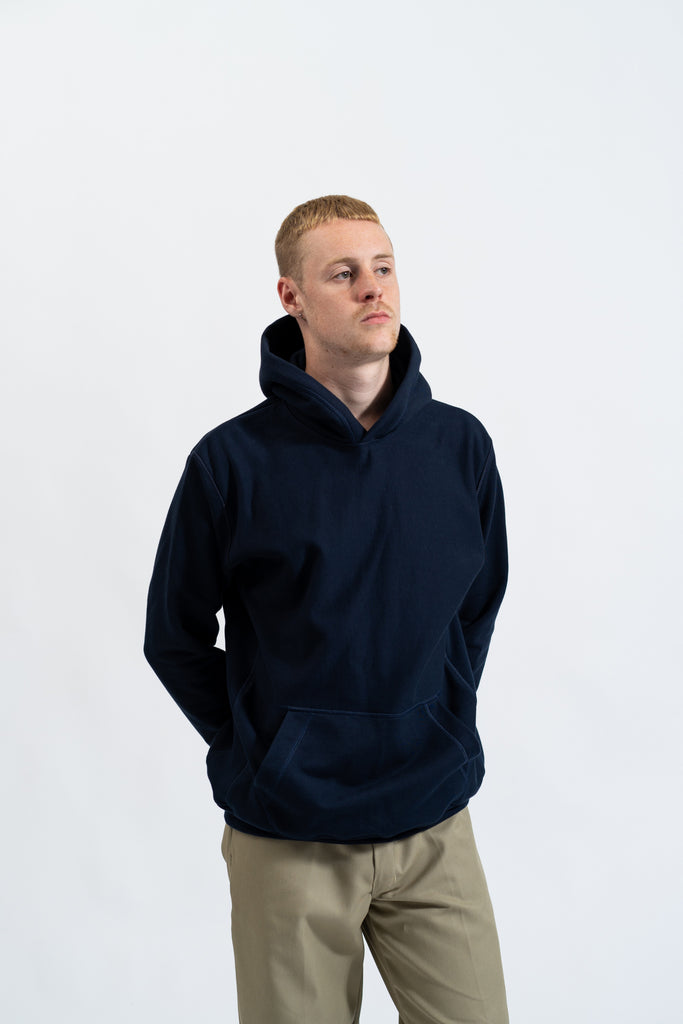 M-20 Heavyweight Hooded Sweatshirt (Danish)