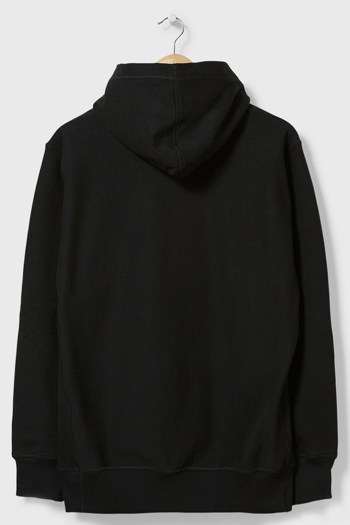 M-20 Shirley Crabtree Hooded Sweatshirt Stacked (Jet)