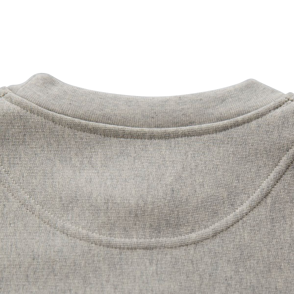 M-21 'Good' Crew Neck Sweatshirt (Marl Grey)
