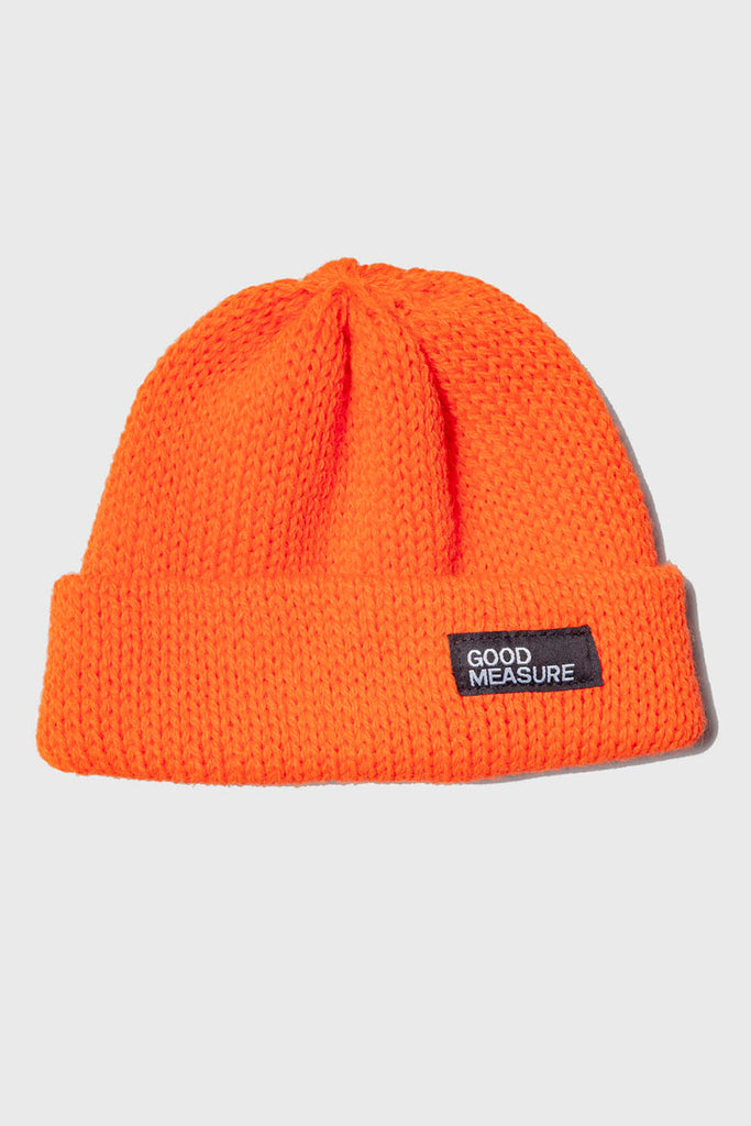M-17 Docker Beanie (Orange)