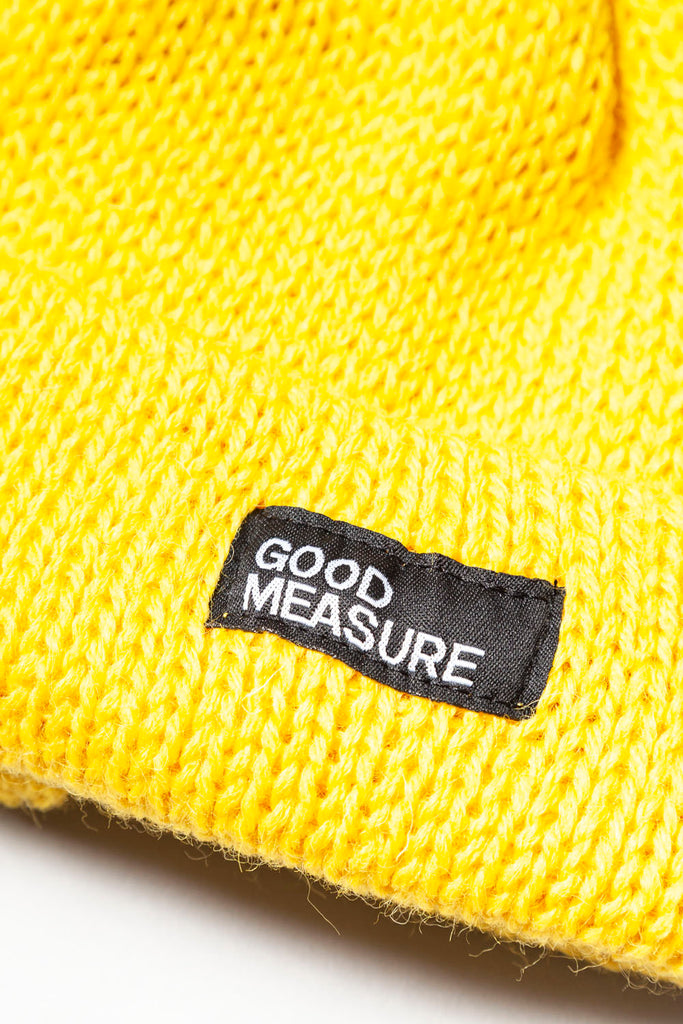 M-17 Docker Beanie (Yellow)