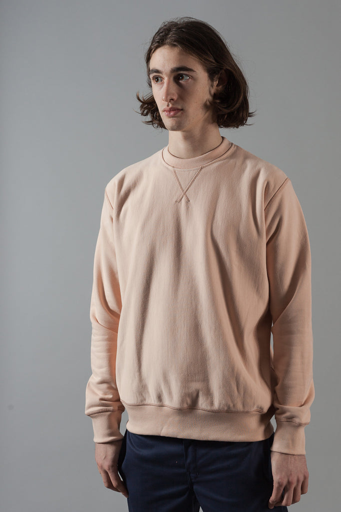 M-21 Heavyweight Crew Neck Sweatshirt (Amarena)