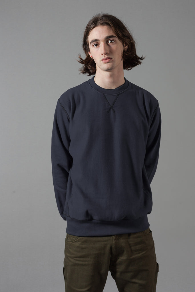 M-21 Heavyweight Crew Neck Sweatshirt (Danish)