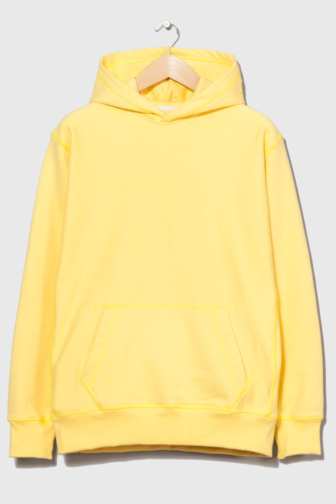 M-20 Heavyweight Hooded Sweatshirt (Limon)