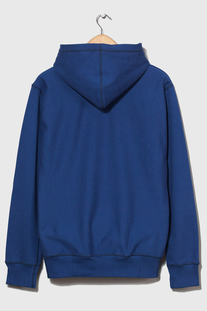 M-20 Heavyweight Hooded Sweatshirt (Danish Blue)