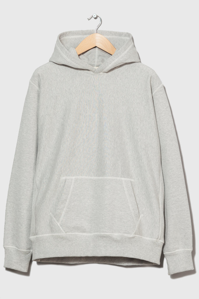 M-20 Shirley Crabtree Hooded Sweatshirt (Marl Grey)