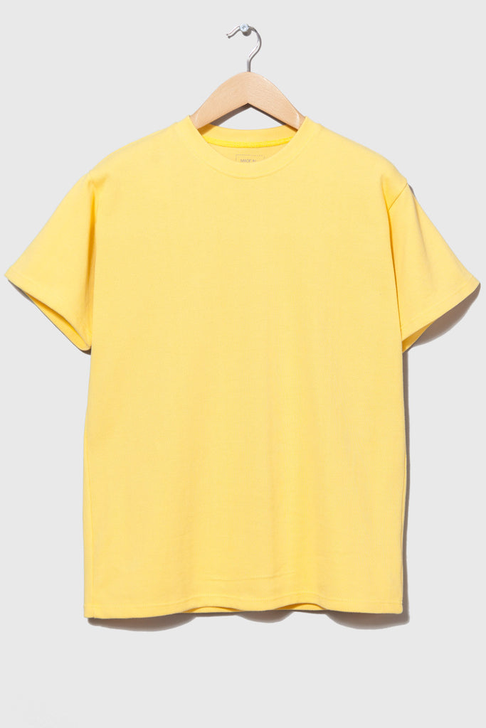 M-4 Piqué Short Sleeve T-Shirt (limon)