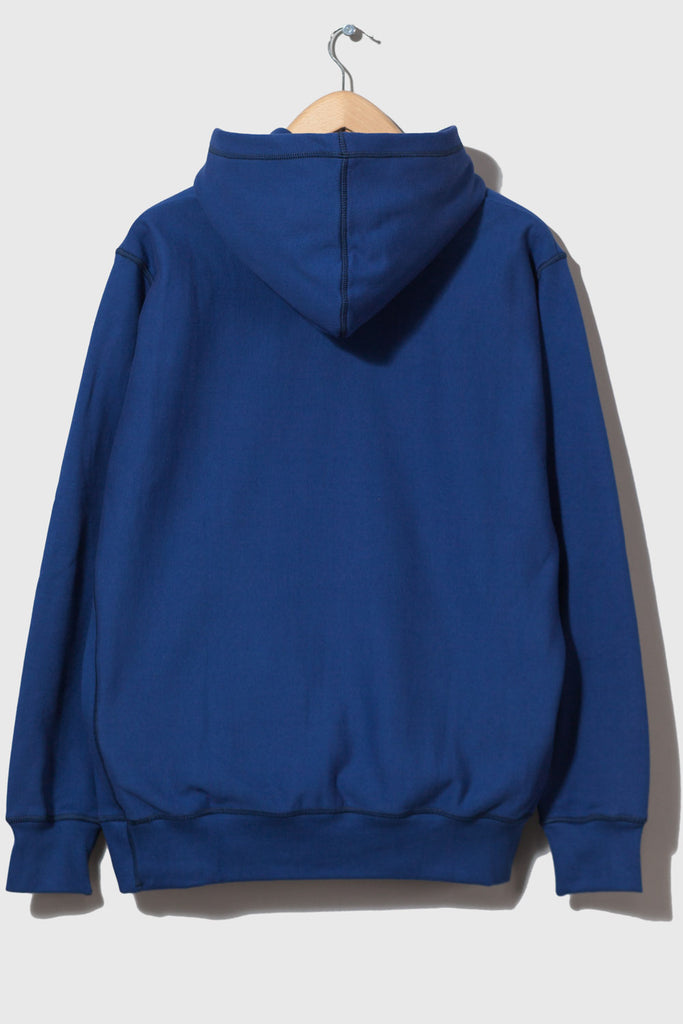 Good Measure x Test Pressing M-20 Heavyweight Hooded Sweatshirt (Danish Blue)