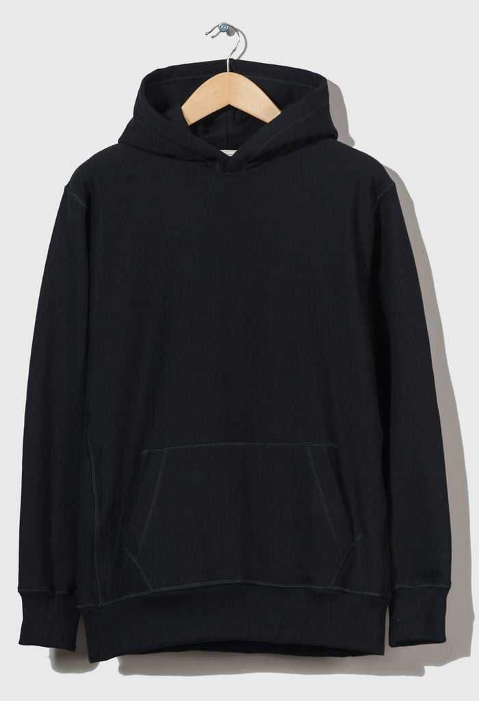 M-20 Shirley Crabtree Hooded Sweatshirt ( jet )