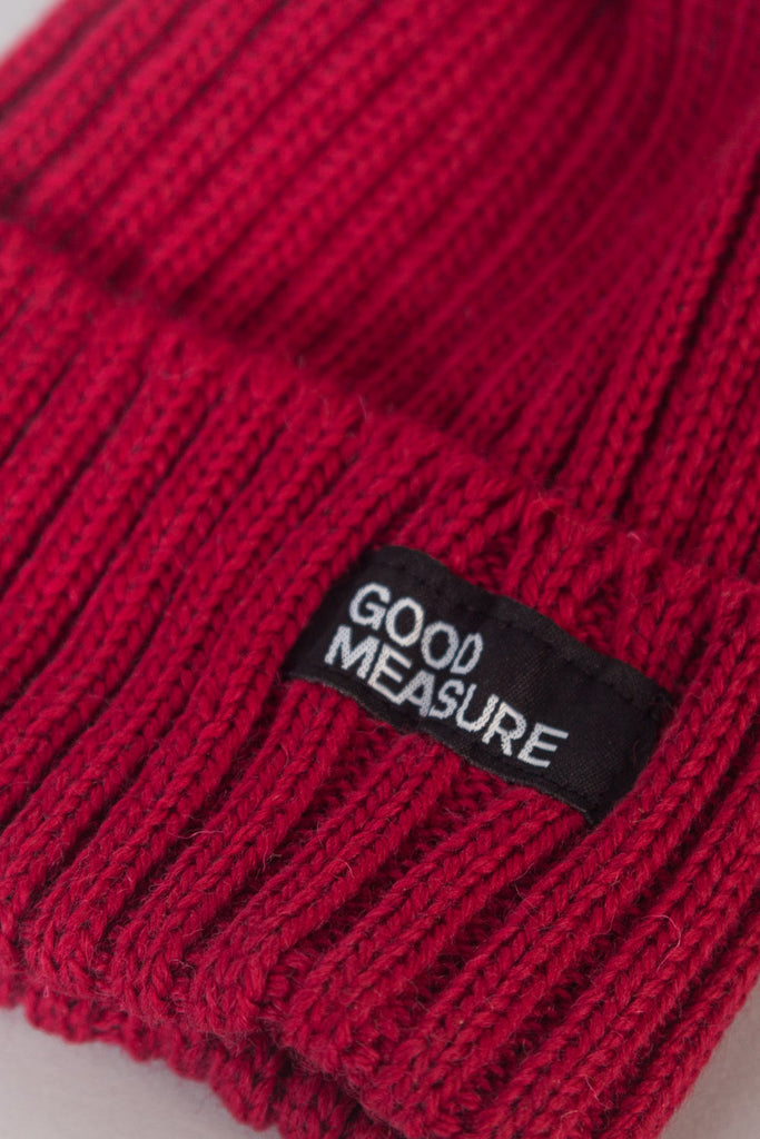 M-50 Docker Beanie (red)