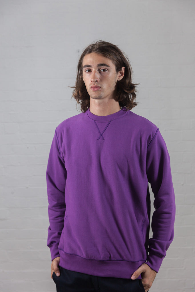 M-21 Heavyweight Crew Neck Sweatshirt (Vimto)