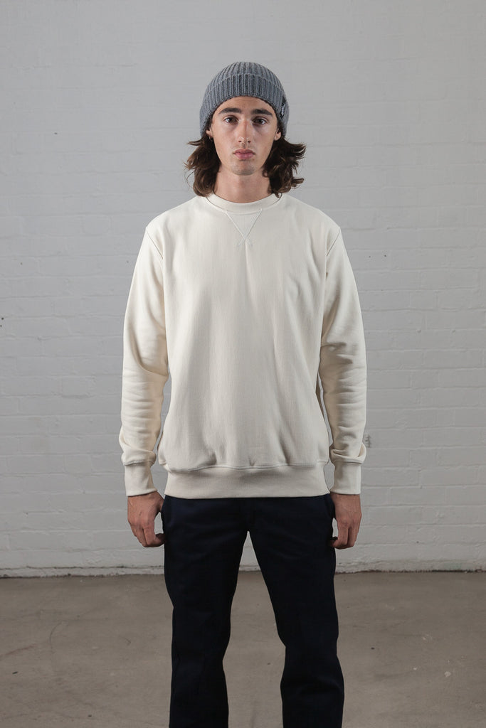 M-21 Heavyweight Crew Neck Sweatshirt (Virgil)