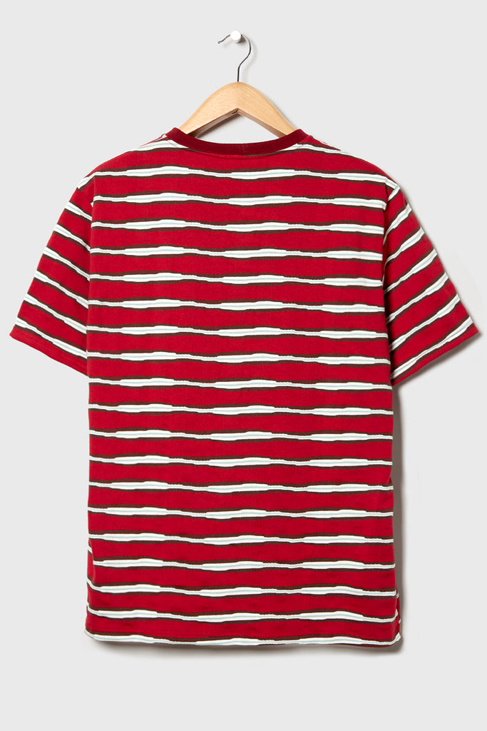 M-4 Dead Stock Vintage Surf Tee (Red/White)