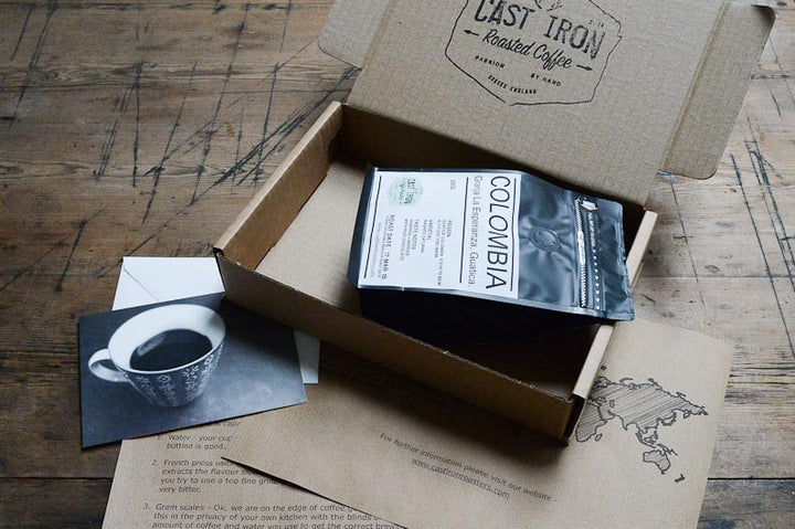 Buy a Coffee Subscription Box