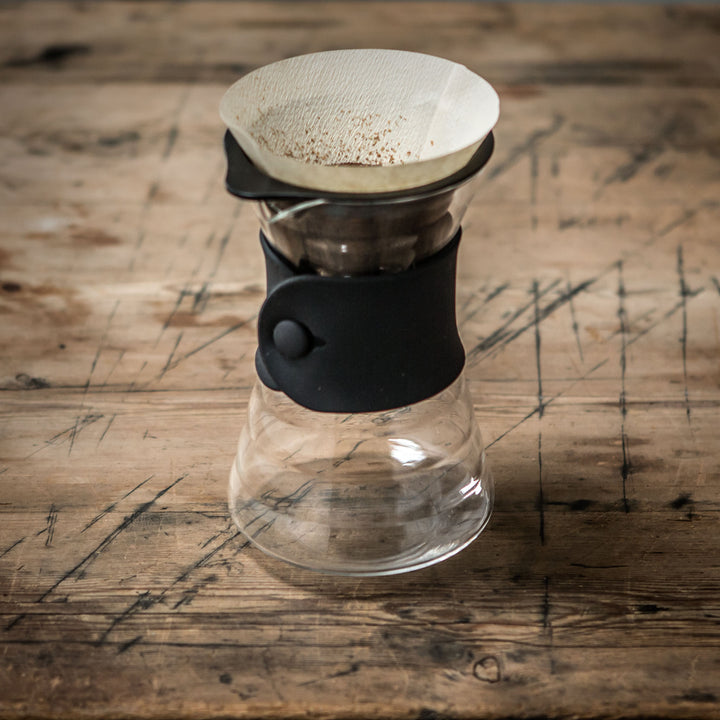 Hario V60 Coffee Decanter | Cast Iron Coffee Roasters