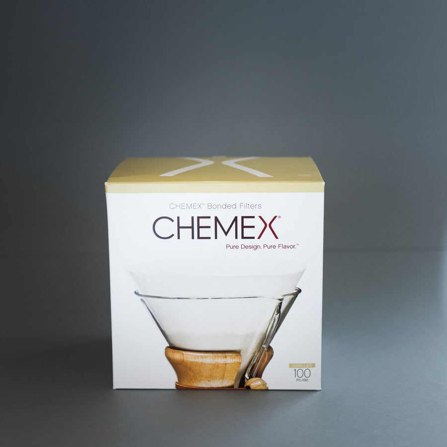 Chemex Filter Papers FC-100 | Cast Iron Coffee Roasters