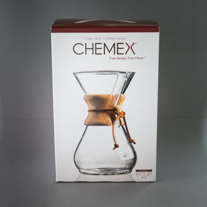 Chemex Box | Cast Iron Coffee Roasters