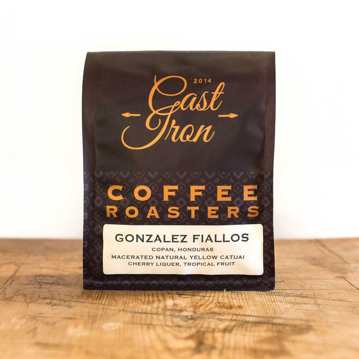 Gonzalez Fiallos Honduras Coffee Bag