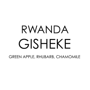 GISHEKE COFFEE LABEL | CAST IRON COFFEE ROASTERS