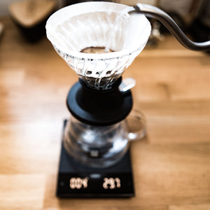 Hario V60 Clever Dripper | Cast Iron Coffee Roasters