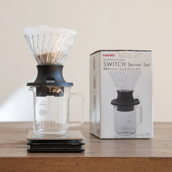 Hario Immersion Switch Gift Set