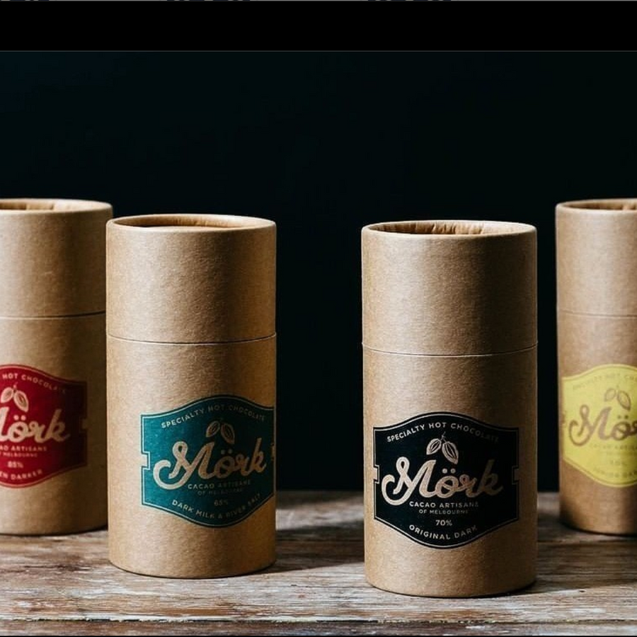 Mork Hot Chocolate collection