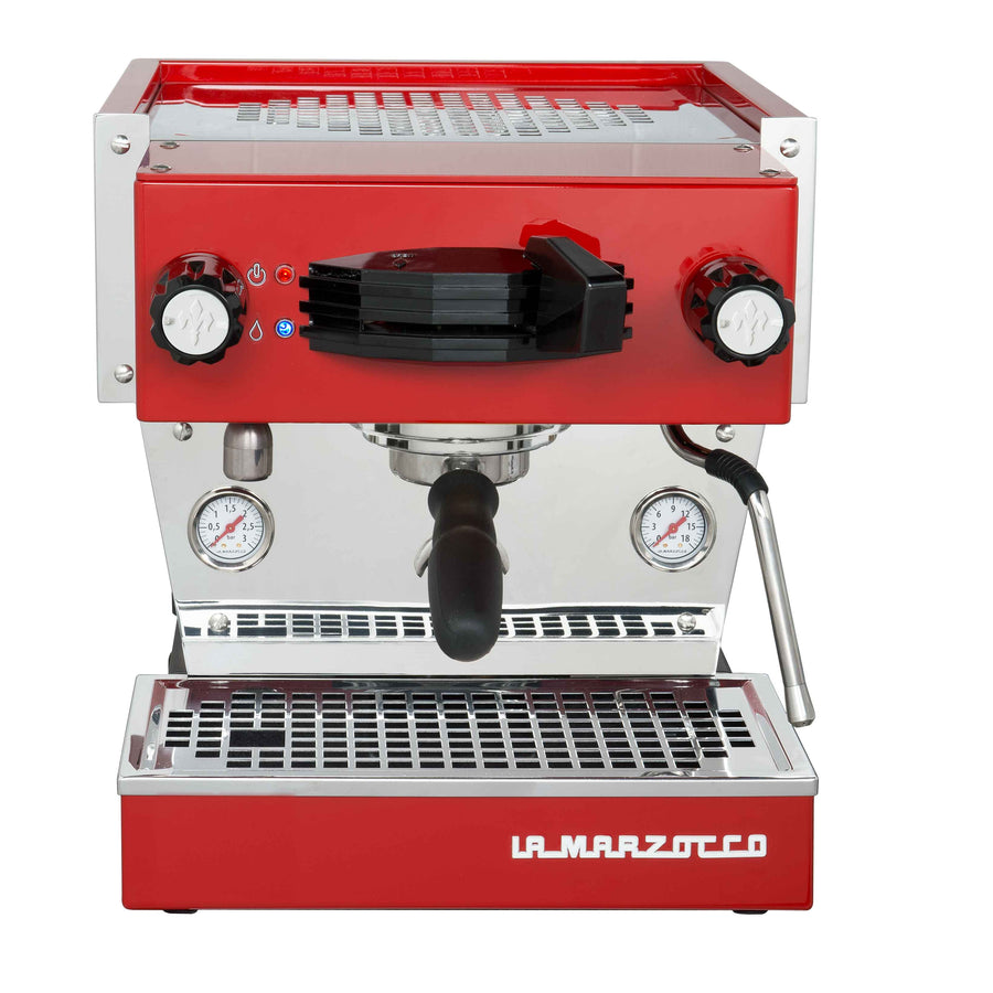 Red Linea Mini | Cast Iron Coffee Roasters
