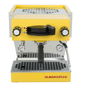 Yellow Linea Mini | Cast Iron Coffee Roasters