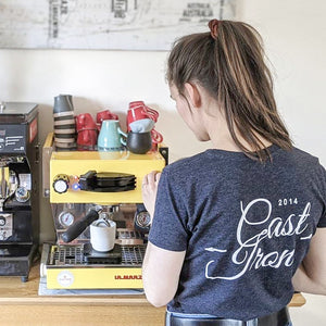 La Marzocco at home | Cast Iron Coffee Roasters