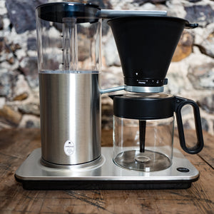Wilfa Classic Plus Filter Coffee Machine | Cast Iron Coffee Roasters