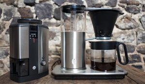 Wilfa Filter Coffee Maker With Grinder | Cast Iron Coffee Roasters