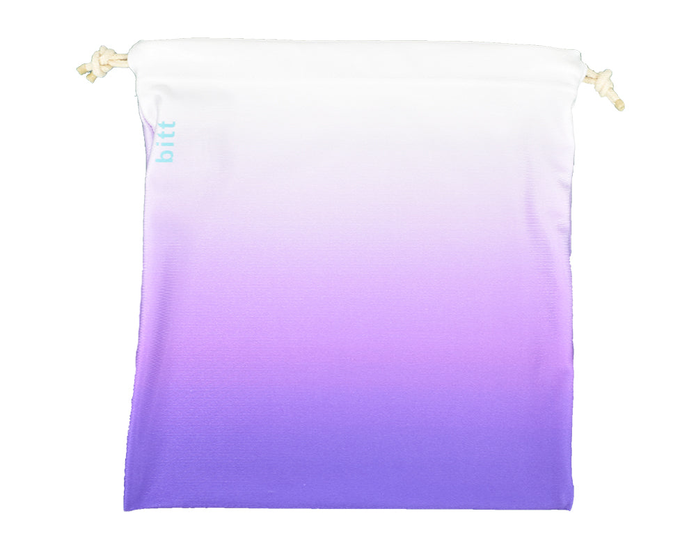 Purple Ombre Gymnastics Grip Bag