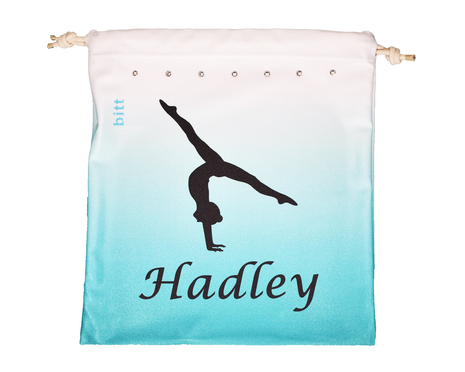 Split Handstand Gymnastics Grip Bag Variety Ombre Colors