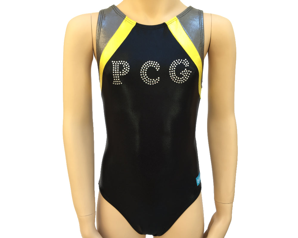 Team Racerback Leotard for Girls