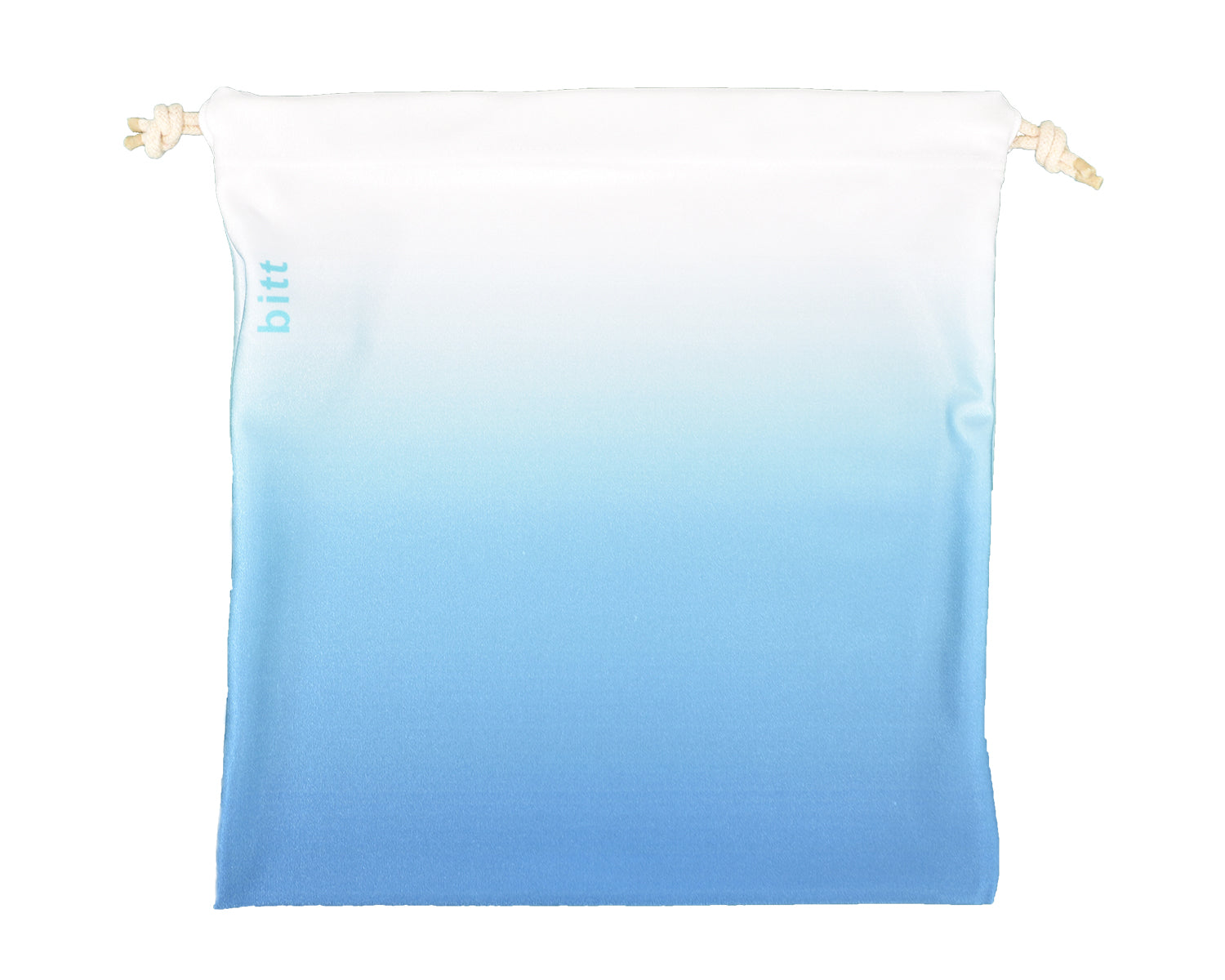 Turquoise White Ombre Gymnastics Grip Bag
