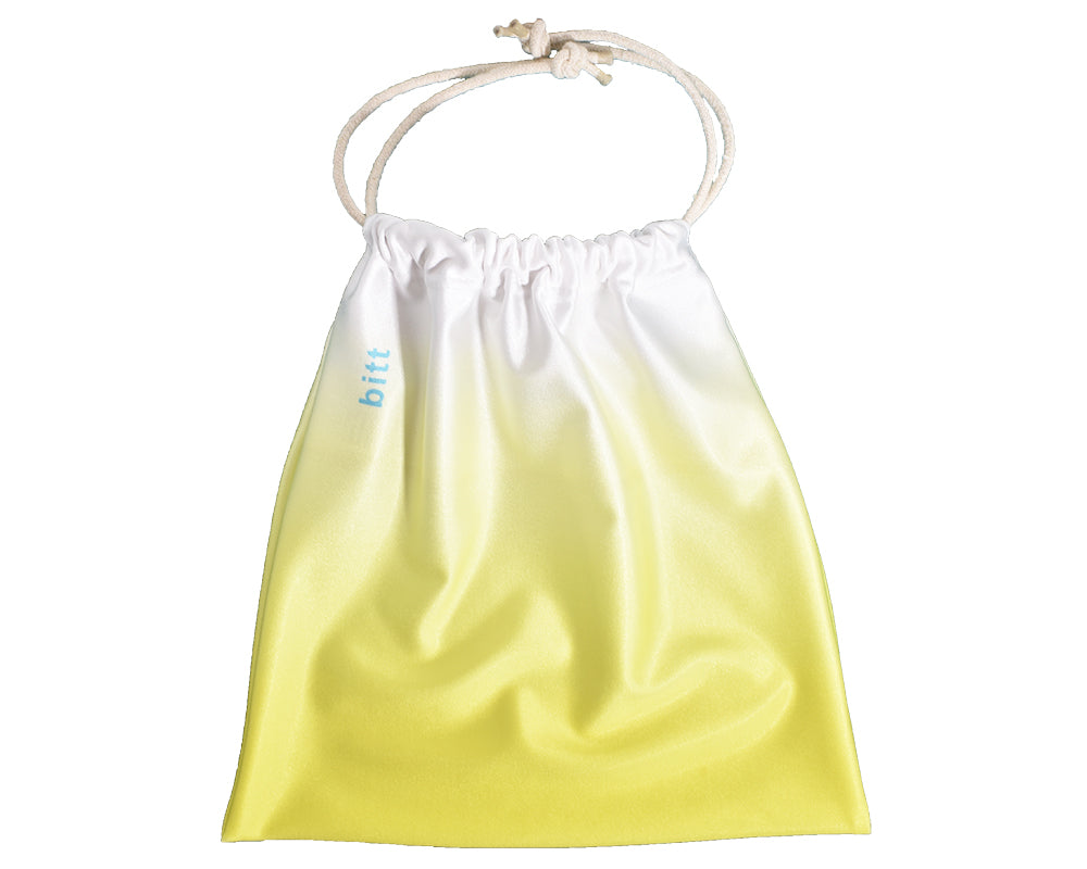 Yellow Gymnastics Grip Bag for Girls and Boys