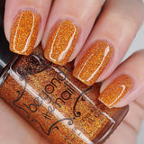 Holographic Copper Microglitter