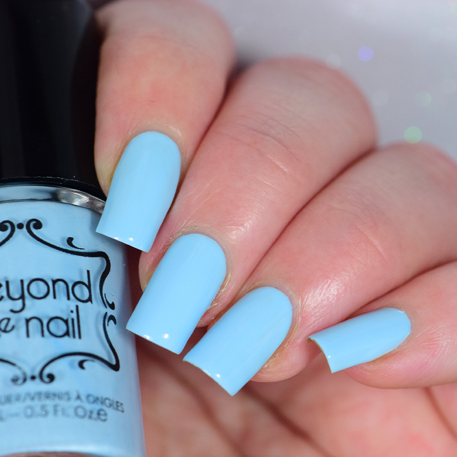 Sizzling Sky - Soft Neon Nail Polish – Beyond the Nail