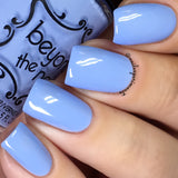Popping Periwinkle - Soft Neon Nail Polish
