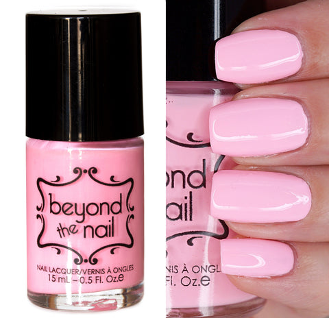 Blazing Blush - Soft Neon Nail Polish