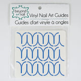 Zipper Vinyl Nail Guides
