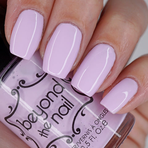 Charged Lilac - Soft Neon Nail Polish