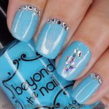 Mermaid Nail Decals