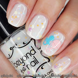 Baby Pacifier Nail Decals
