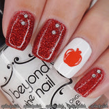 Apple Nail Decals
