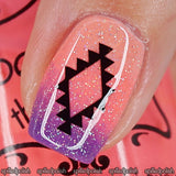 Aztec Theme Nail Decals