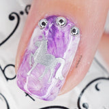 Unicorn Nail Decals