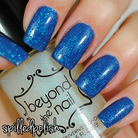 Mermaid Dust Glitter Top Coat