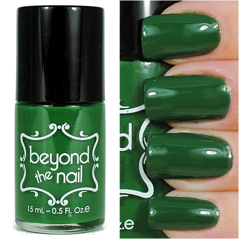 Forest Green Creme